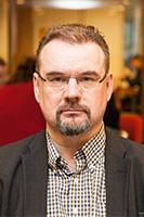 Seppo Poutanen : Project Coordinator - Docent