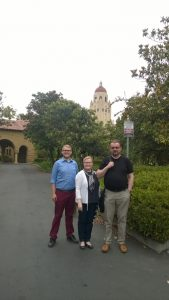 Knowledge Governance team at Stanford
